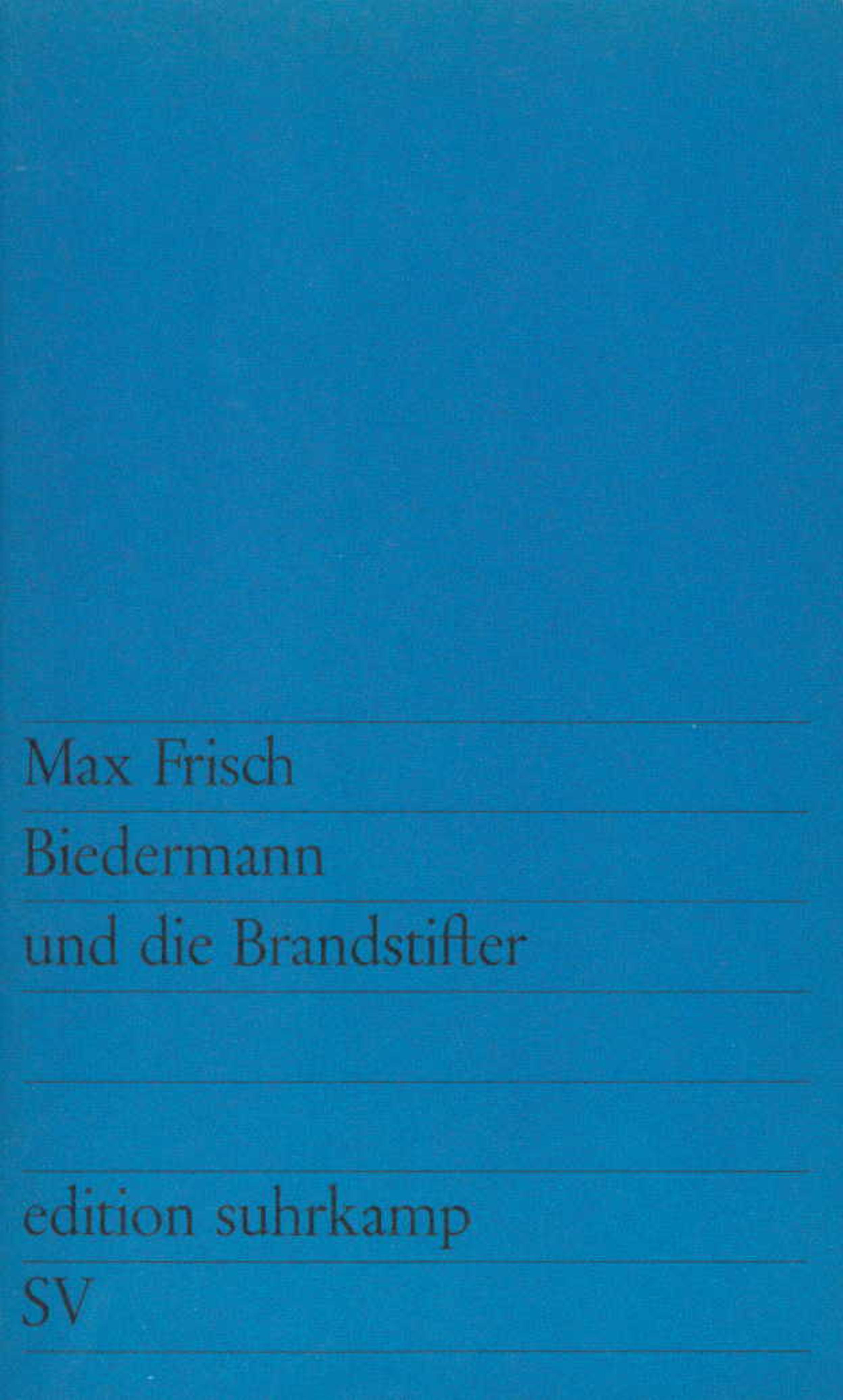 Biedermann und die Bra...