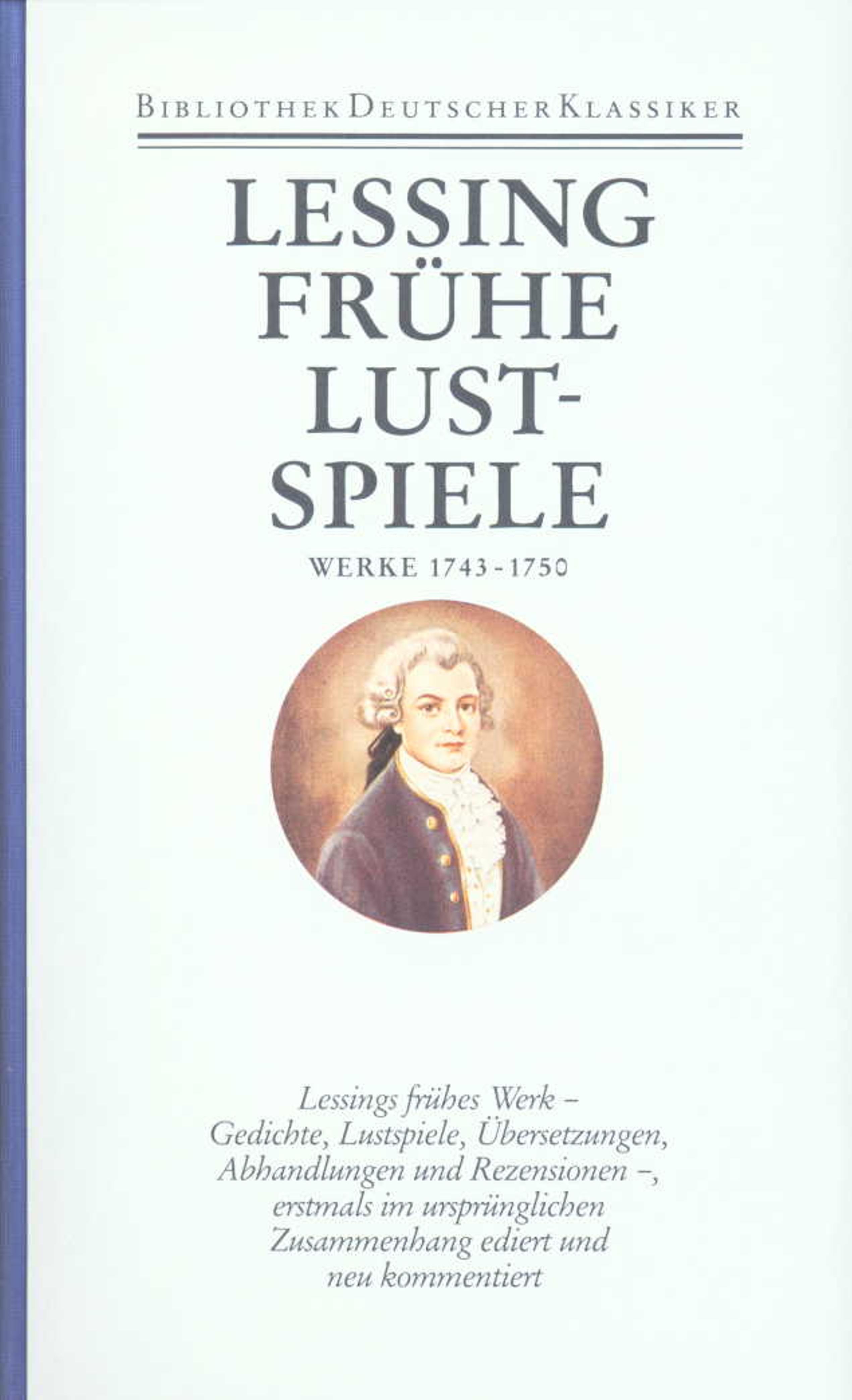 Lessing Werke Und Briefe In Zwölf Bänden : Werke und briefe in bänden band