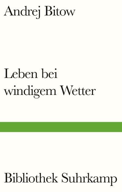 Leben bei windigem Wetter