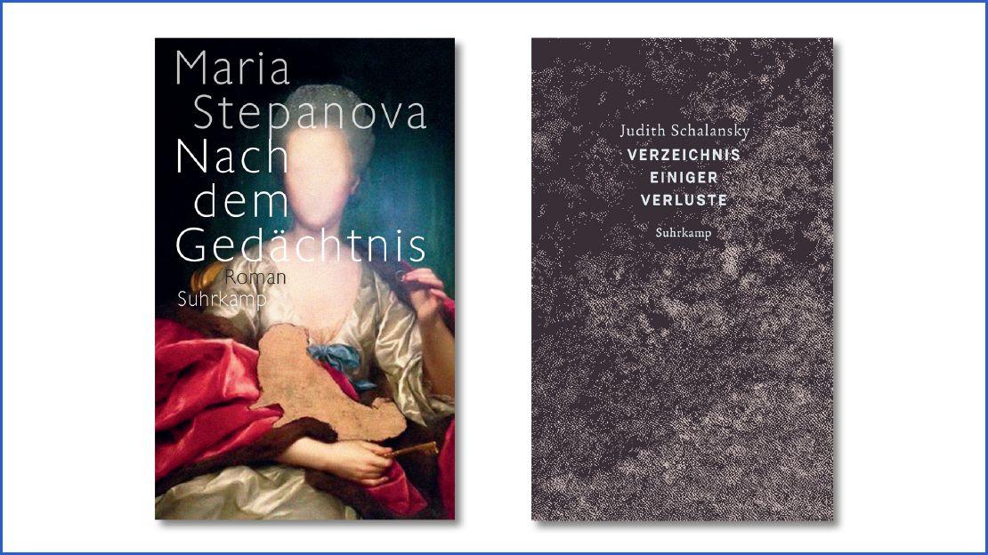 Beitrag zu Schalansky und Stepanova auf der Jan Michalski Literaturpreis-Longlist 2021