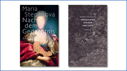Maria Stepanova and Judith Schalansky longlisted for the 2021 Jan Michalski Prize for Literature