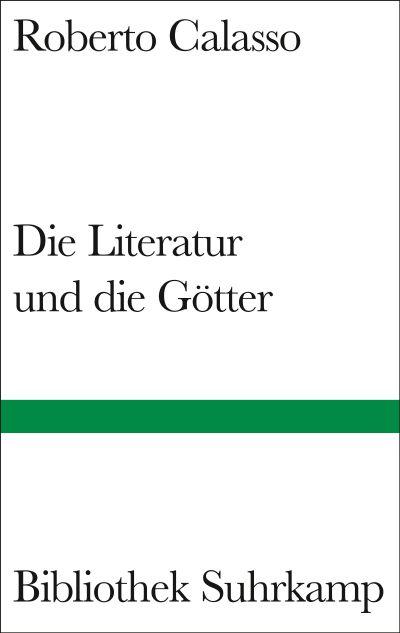 Die Literatur und die Götter