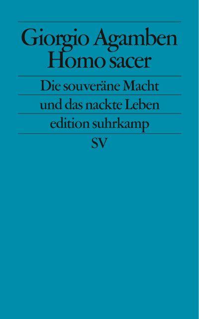 U1 zu Homo sacer