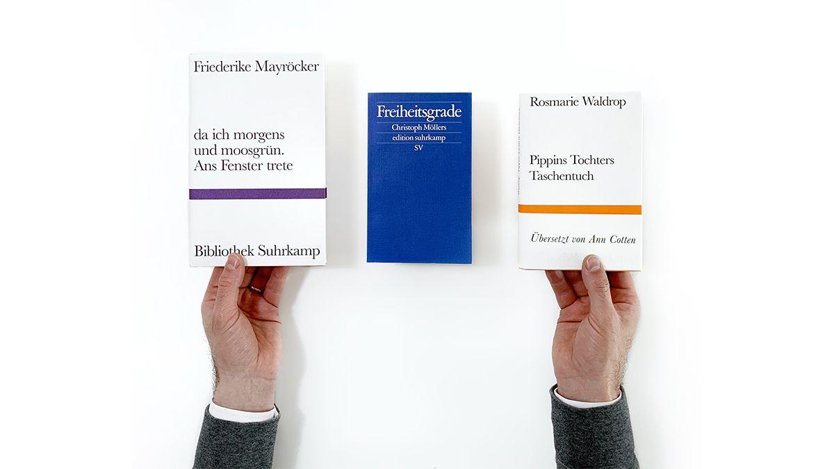 Preis der Leipziger Buchmesse 2021: Drei Nominierte aus unserem Haus