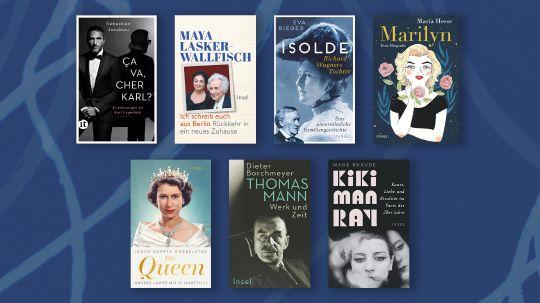 7 beeindruckende Persönlichkeiten: Biographien, die Sie nicht verpassen dürfen
