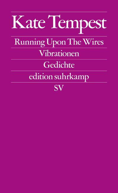 Running Upon The Wires / Vibrationen