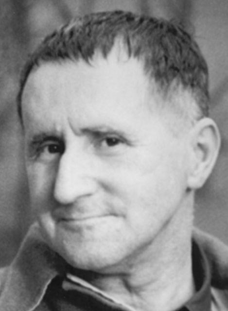 Brecht gedicht alter