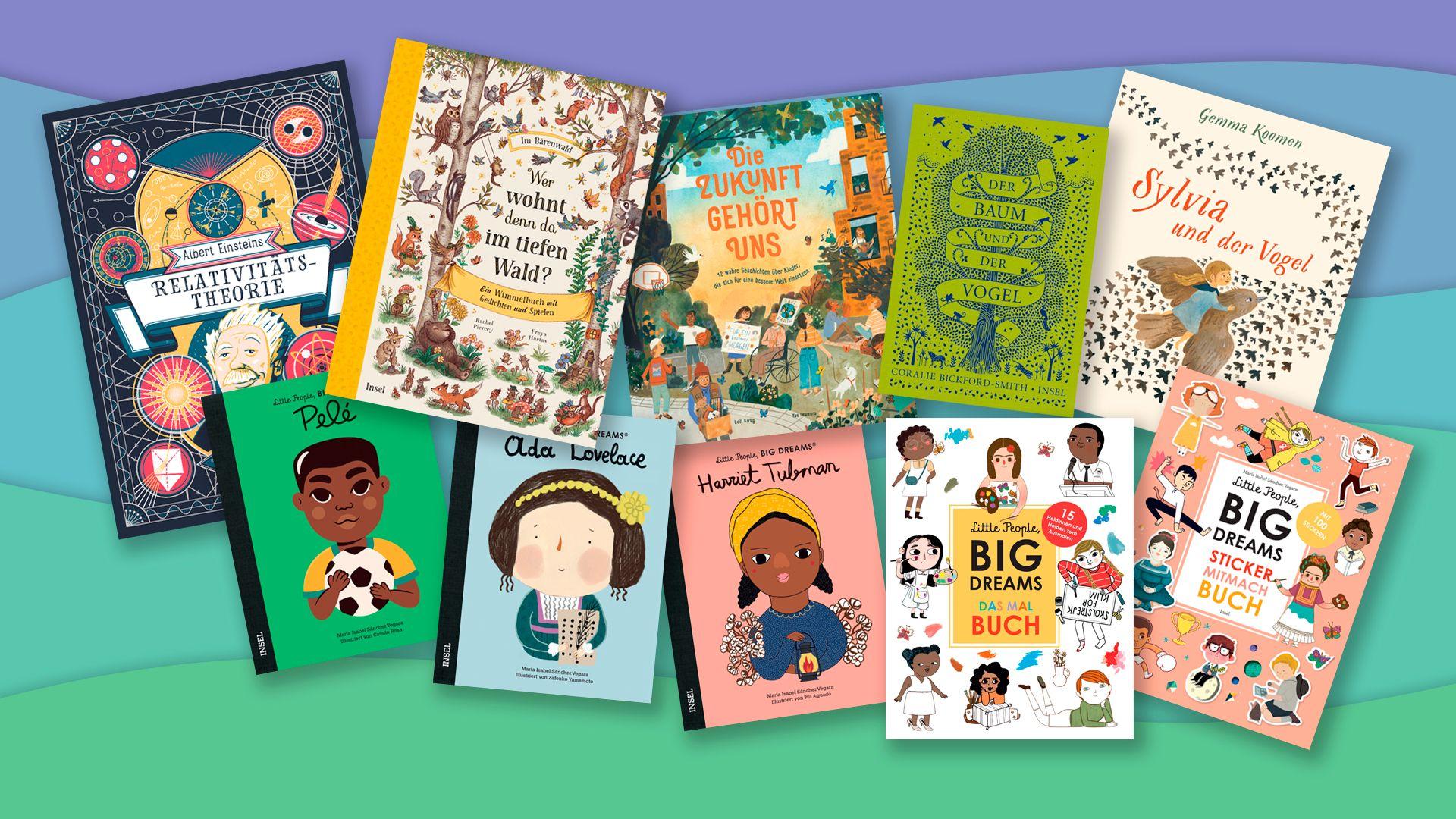 10 Kinderbücher, die Sie in diesem Frühjahr nicht verpassen dürfen