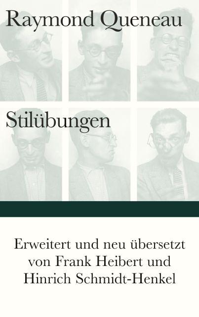 Frank Heibert und Hinrich Schmidt-Henkel präsentieren Raymond Queneau