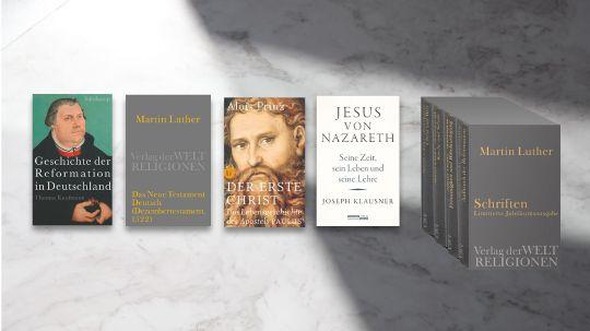 Bücher zum Christentum