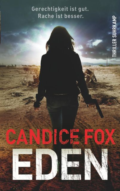 Candice Fox - Eden