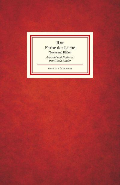 Rot – Farbe der Liebe